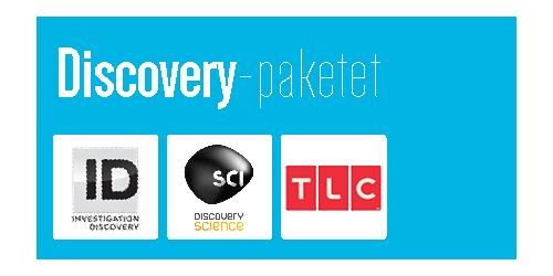 Discovery-paketet