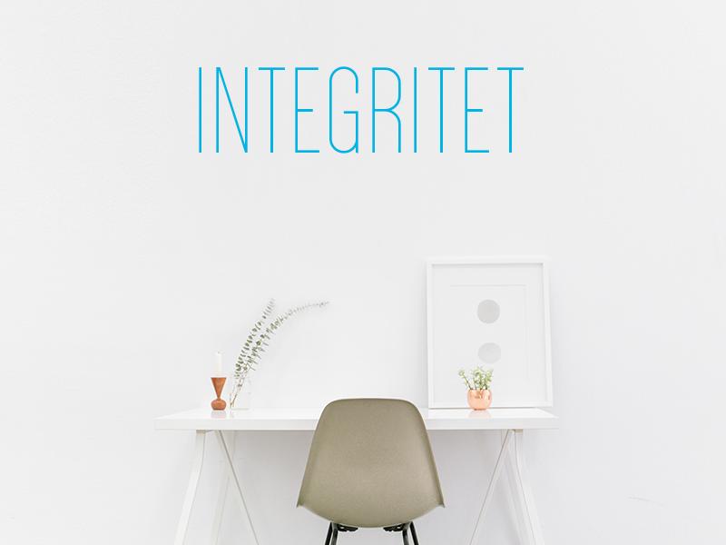 Integritet