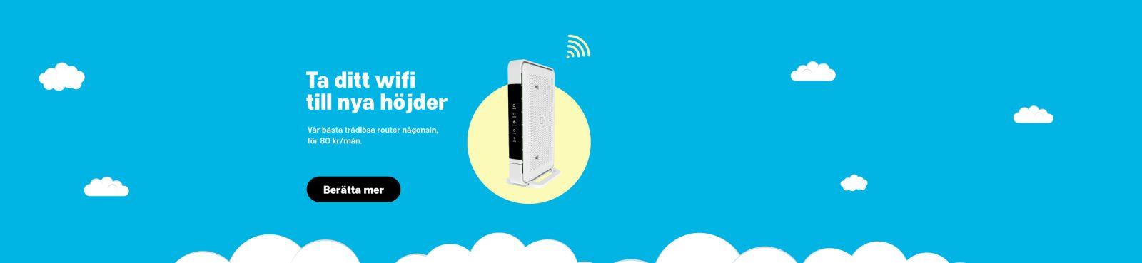 Junet Wifi Router